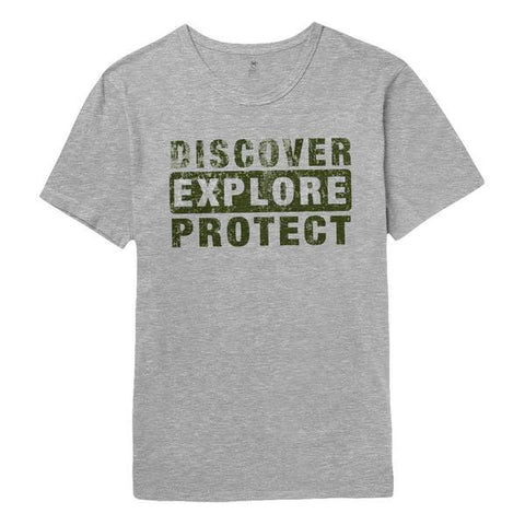 Discover Explore Protect T-Shirt