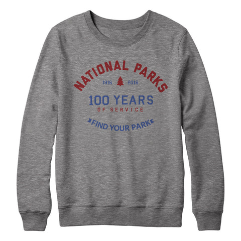Commemorative Crew Neck Sweatshirt