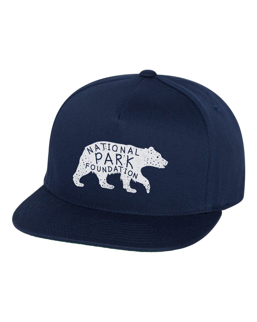 16c0f7b6e59 NPF Bear Hat – National Park Foundation