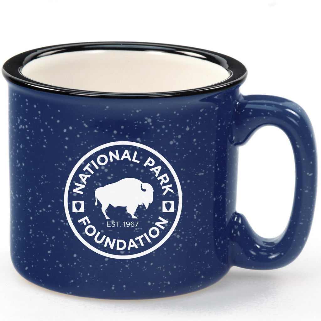 NPF Ceramic Camp Mug