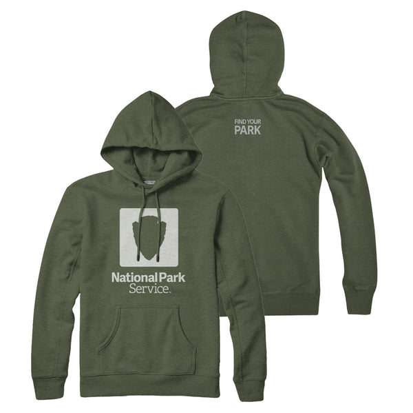 National Park Service Logo Hoodie | National Park Foundation | Official National Park Shirts
