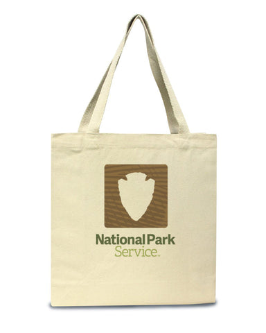 National Park Service Logo Tote