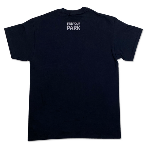 National Park Service Logo Tee - Black