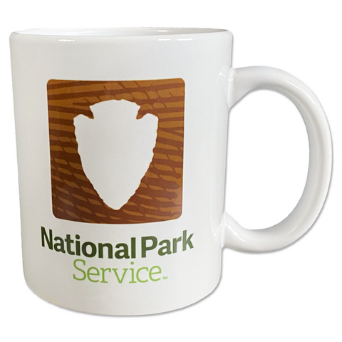 National Park Service Logo Mug