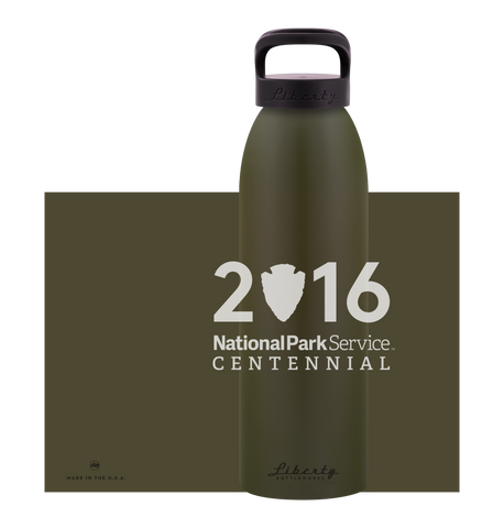 NPS Centennial Bottle