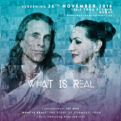 Yoga + 'What is Real' Movie Screening | 136.1 Studio Dubai