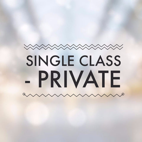 SINGLE PRIVATE CLASS