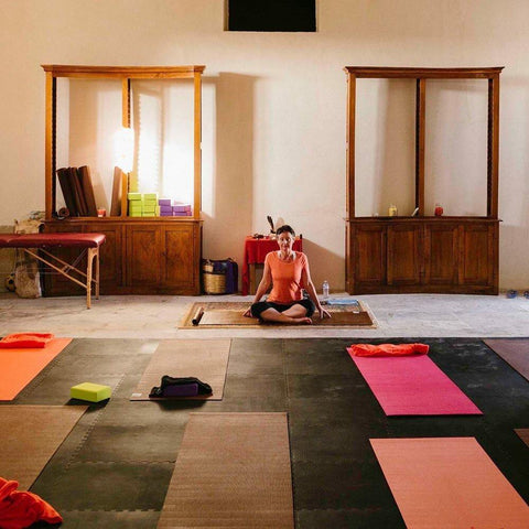 Ashtanga & Jivamukti Yoga Retreat in Sicily