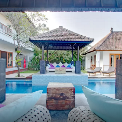 Jivamukti Yoga Retreat in Bali