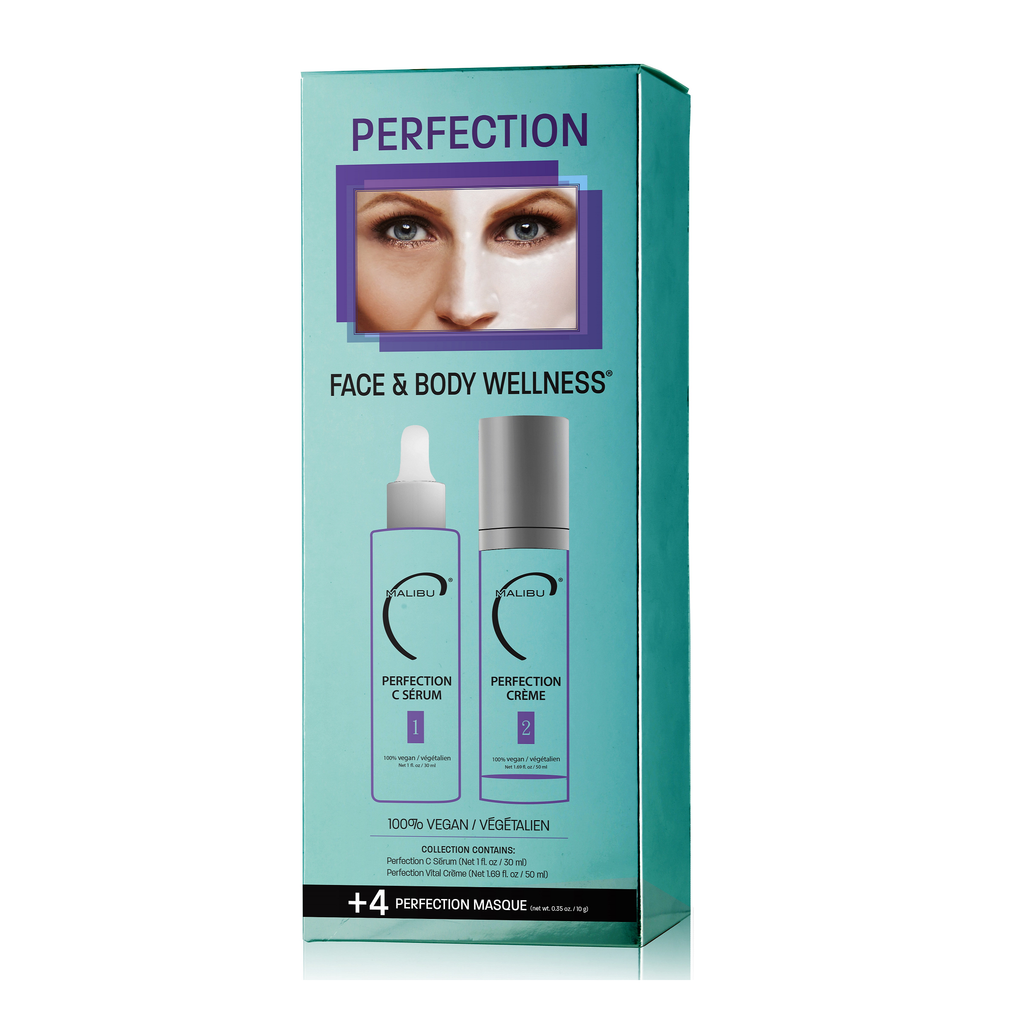 MALIBU C Perfection Face & Body Wellness® Collection
