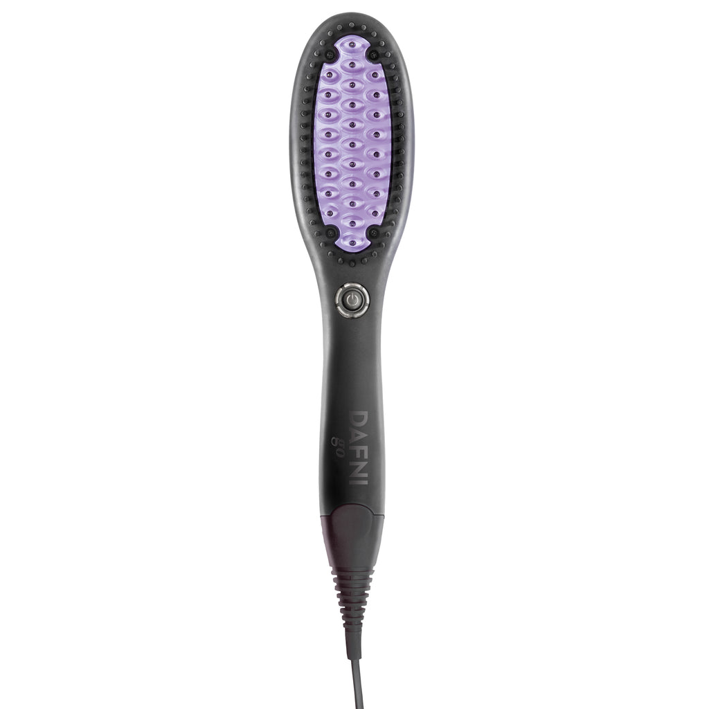 DAFNI Go Hair Straightening Ceramic Brush