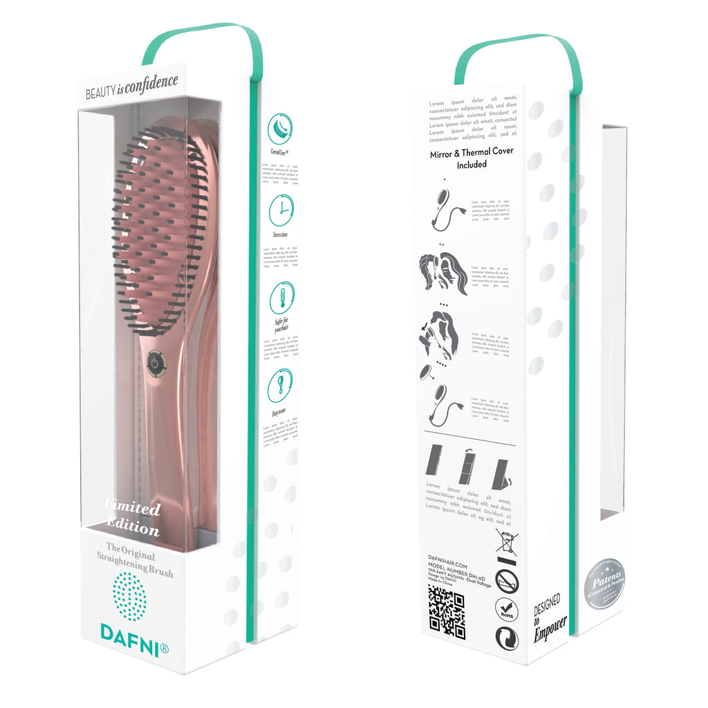 DAFNI Rose Gold | Limited Edition