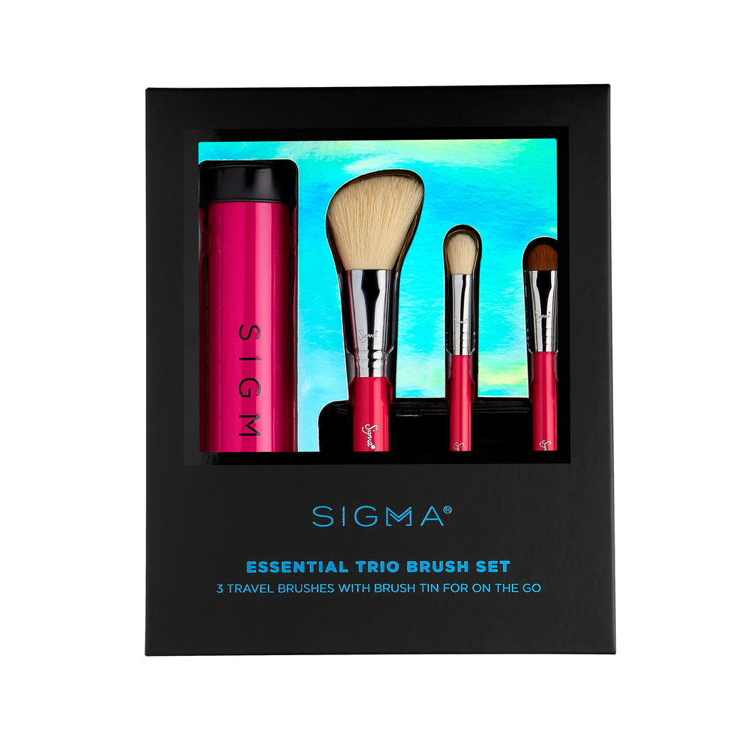 SIGMA Essential Trio Brush Set