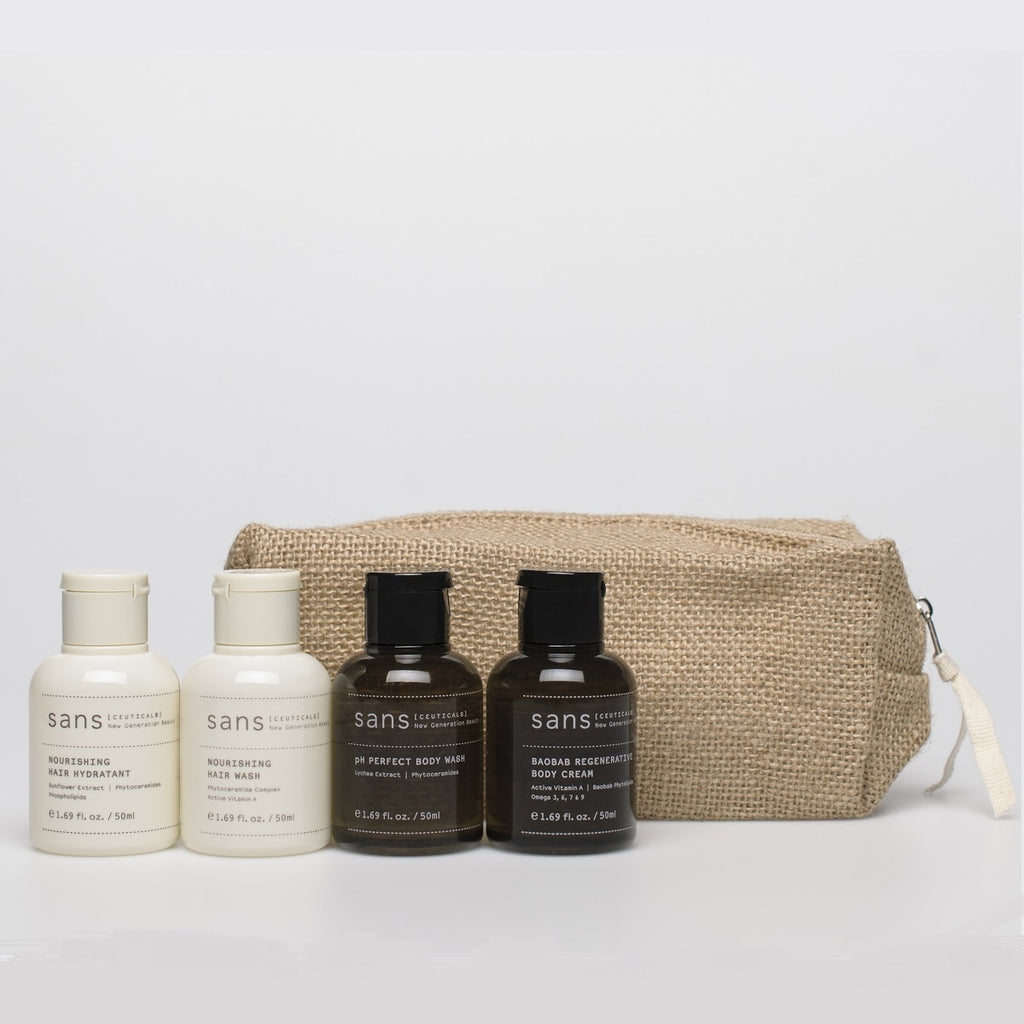 Sans[ceuticals] Essential Travel Kit