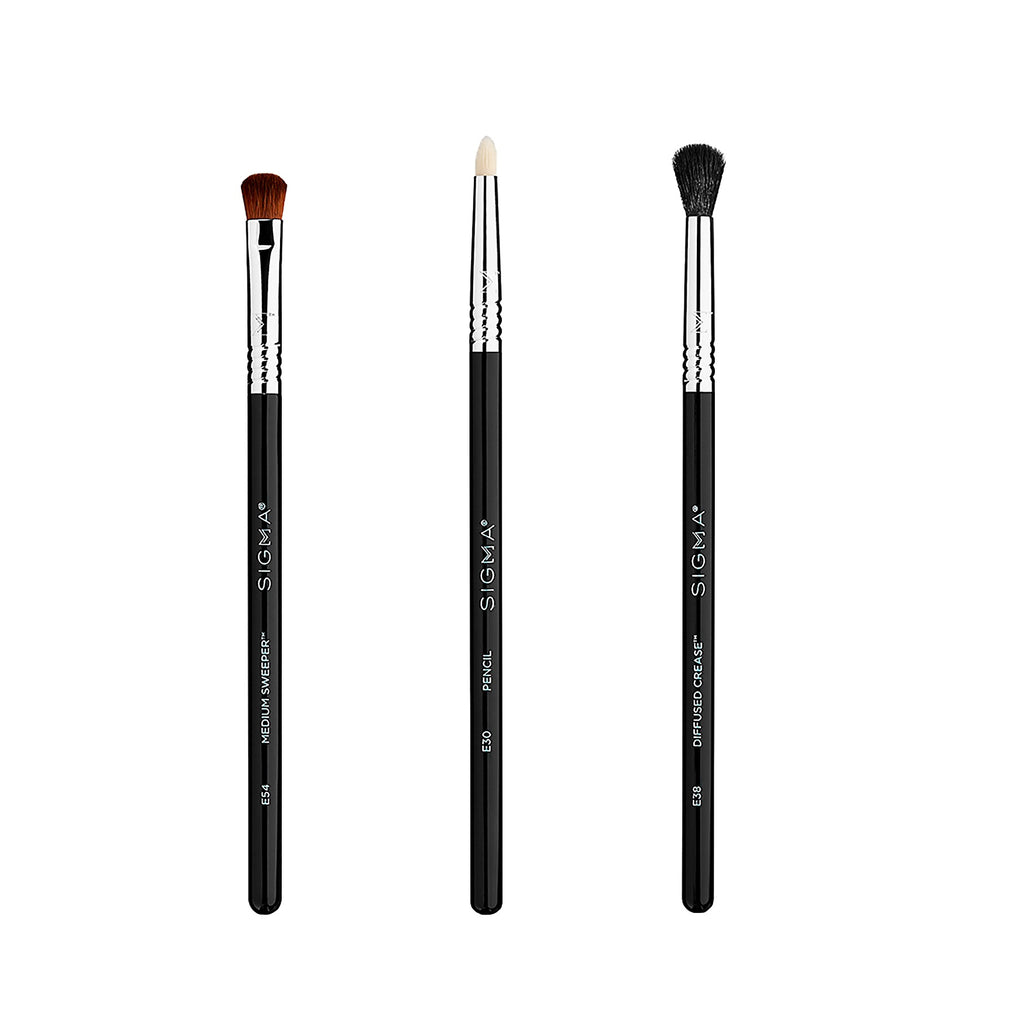 SIGMA Shade + Pop Brush Set