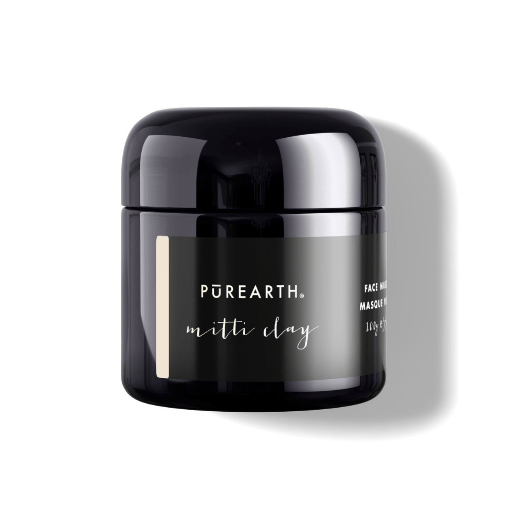 Purearth Mitti Clay Face Masque