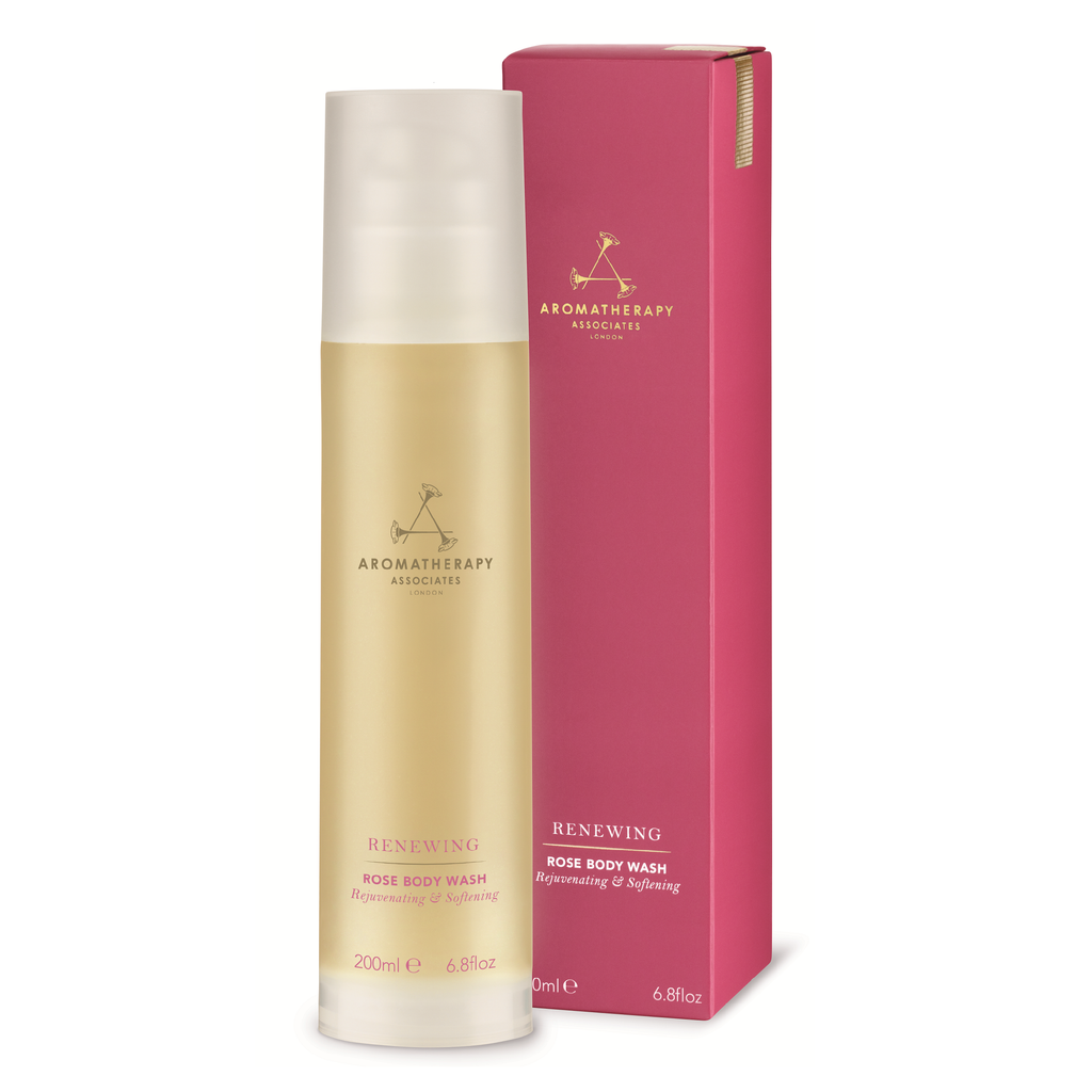 Aromatherapy Associates Renewing Rose Body Wash
