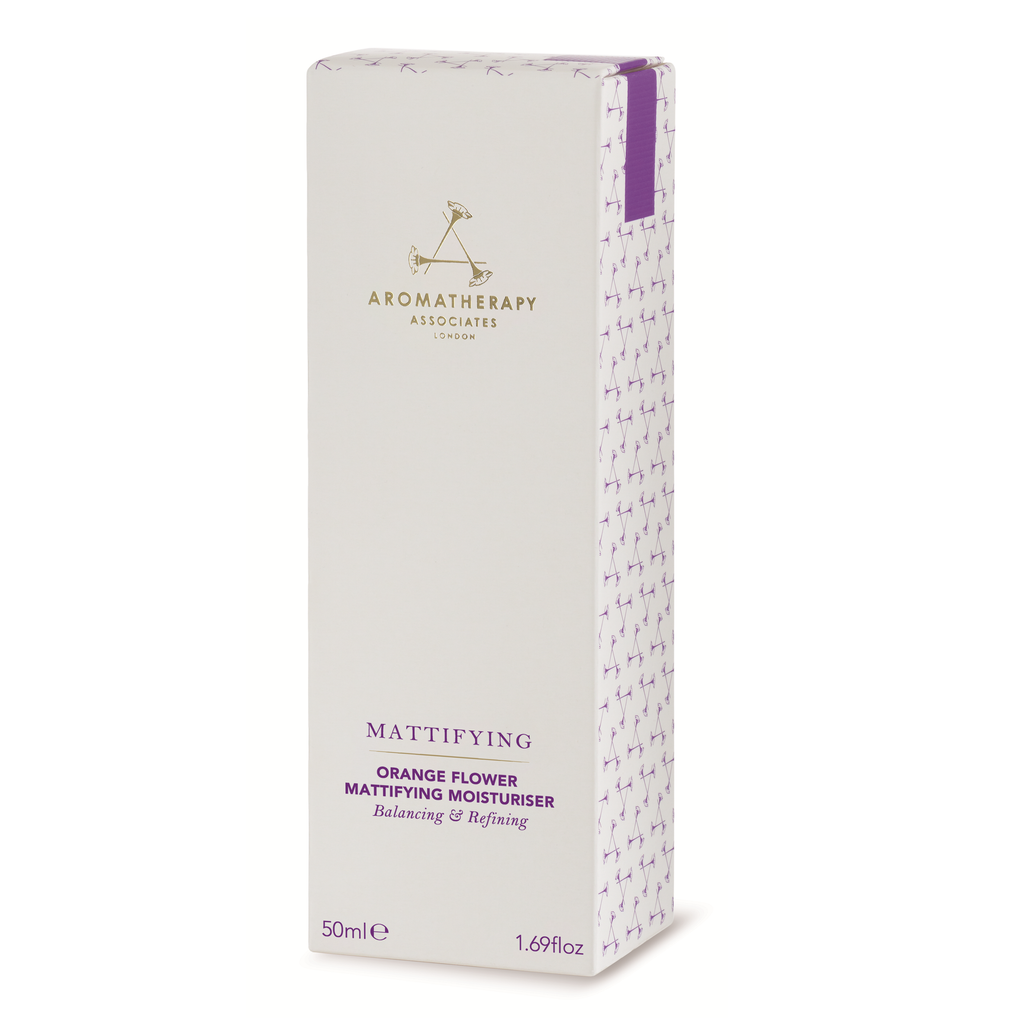 Aromatherapy Associates Orange Flower Mattifying Moisturiser