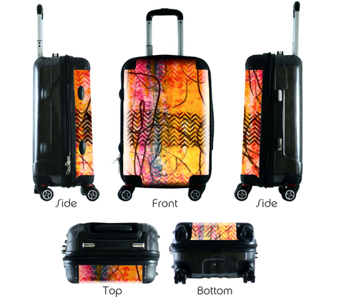Auerbach Vieira Limited Edition Destiny Series Carry-On