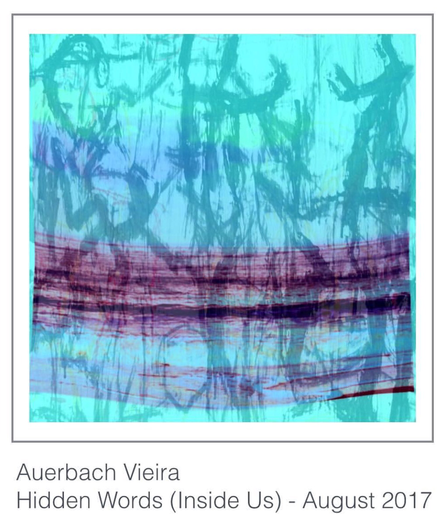 Auerbach Vieira Hidden Words Series Print