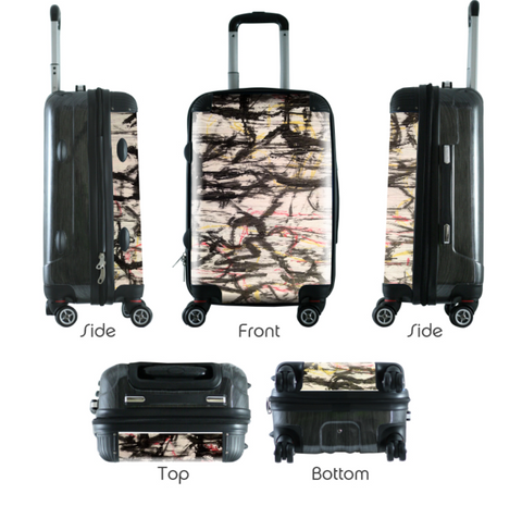 Auerbach Vieira Limited Edition Berlin Series Carry-On