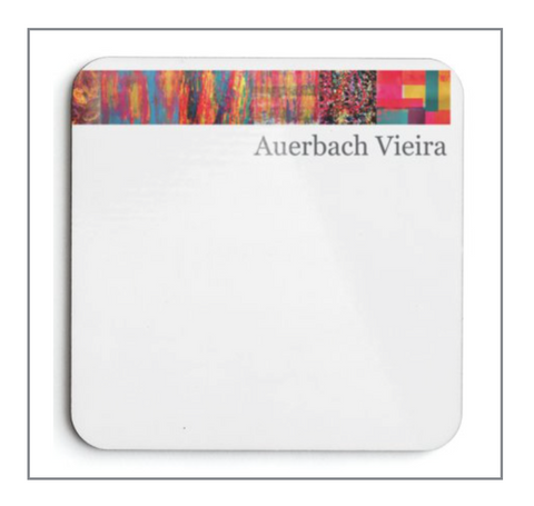 Auerbach Vieira.Photo Coasters.