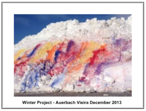Auerbach Vieira Winter Project Print