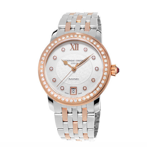 Frédérique Constant World Heart Foundation Diamond 34mm Ladies Watch
