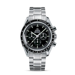 Omega Speedmaster Moonwatch Professional Steel & Black 42 mm Watch