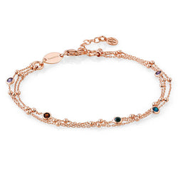 Nomination Bella Rose Gold Plated & CZ Bracelet