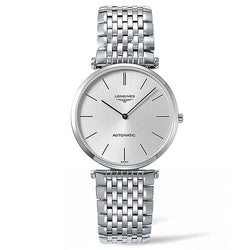 Longines La Grande Classique 36mm Stainless Steel Ladies Watch