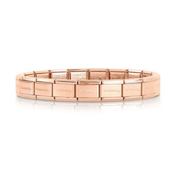 Nomination Composable Classic Rose Gold Plated Base Bracelet