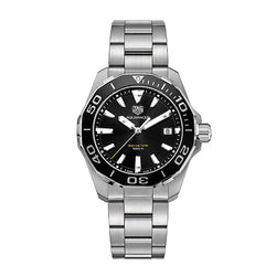 TAG Heuer Aquaracer 300m Black Dial 41 mm Men's Watch