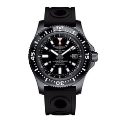 Breitling Gents Superocean 44 Special Black Automatic Watch