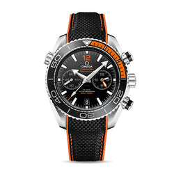 Omega Planet Ocean Orange & Steel 45.5mm Automatic Men's Watch