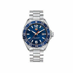 TAG Heuer Formula 1 43mm Blue Dial Men's Watch