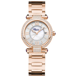 Chopard Imperiale Diamond Amethyst & Rose-Gold 29mm Automatic Ladies Watch