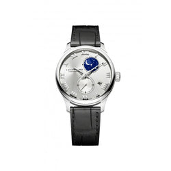 Chopard L.U.C Lunar Twin White-Gold & Alligator 40mm Automatic Gents Watch