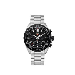 TAG Heuer Formula 1 Chronograph Steel 43 mm Men's Watch