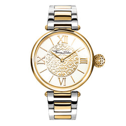 Thomas Sabo Ladies Karma Gold Plated 38m Watch
