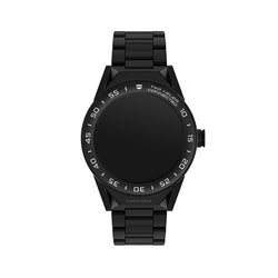 Tag Heuer Connected Black Bezel Modular 45 Black PVD Smart Watch