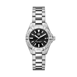 TAG Heuer Aquaracer Black Dial 27mm Women's Watch