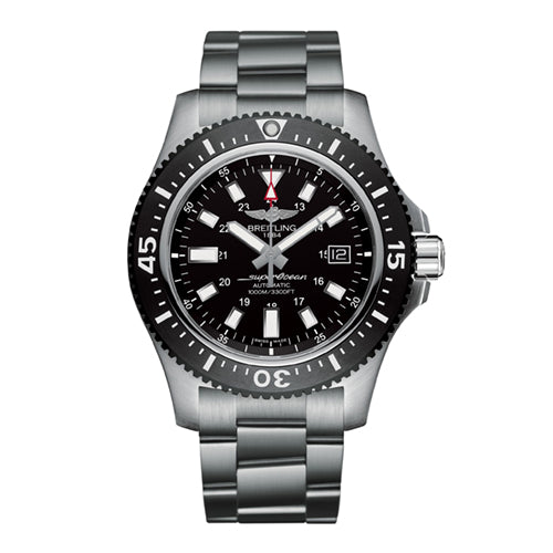 71804a06bcd Breitling Superocean 44 Special Steel Automatic Men s Watch – Hugh Rice