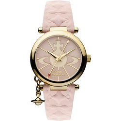 Vivienne Westwood Ladies ORB11 Pink Watch