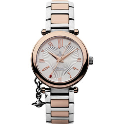 Vivienne Westwood Ladies ORB Two Tone Watch