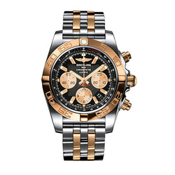 Breitling Gents Chronomat 44 Steel and Rose Gold 44mm Automatic Watch