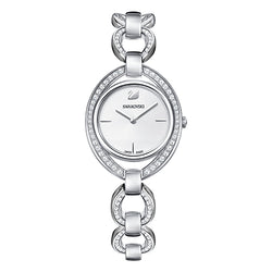 Swarovski Stella Steel & Crystal 29 mm Ladies Watch