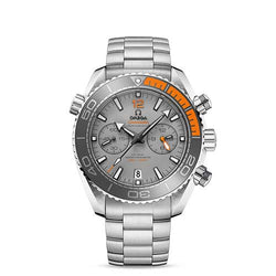 Omega Seamaster Planet Ocean 600 m Titanium Grey 45.5 mm Automatic Men's Watch