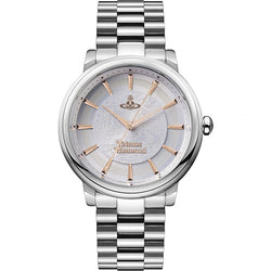 Vivienne Westwood Shoreditch Steel Silver Dial 37 mm Women's Watch