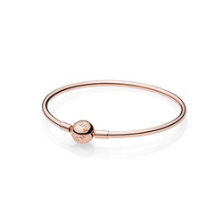 PANDORA Moments Rose Bangle